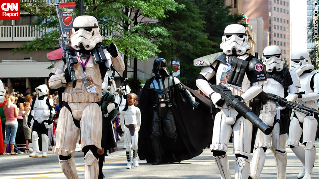 A field guide to the geeks of Dragon*Con
