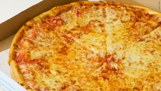 Breakfast buffet: National cheese pizza day