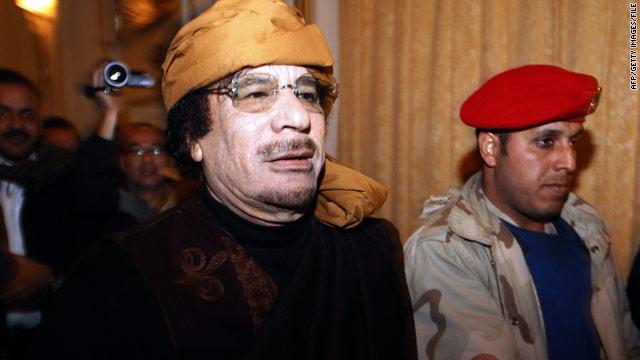 Documents shed light on CIA, Gadhafi spy ties