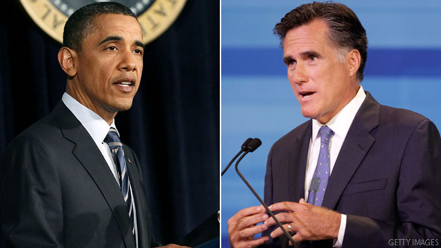 Obama, Romney to unveil jobs plans as Congress returns