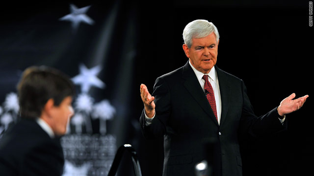 Gingrich: I&#039;ll need two terms to implement new &#039;Contract with America&#039;