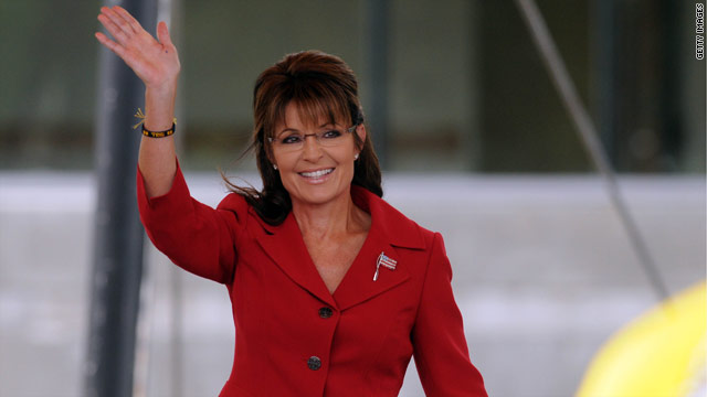 BLITZER'S BLOG: The Palin guessing game