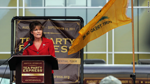 Palin: The tea party whisperer