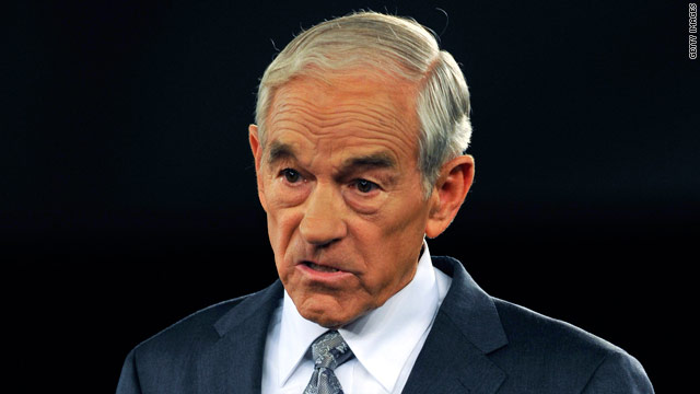 Ron Paul on debate's health care moment