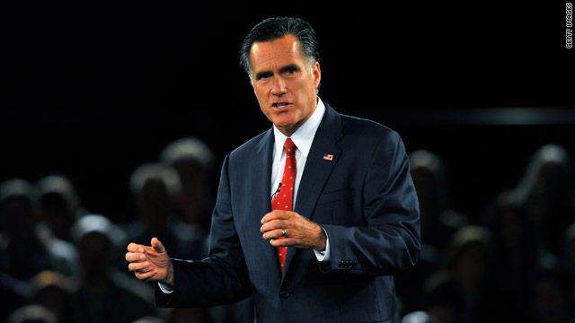 Romney: Health care will be one of my 'best assets'