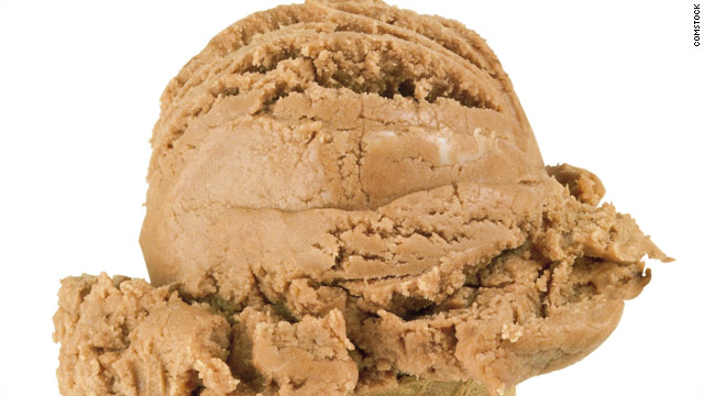 Breakfast buffet: National coffee ice cream day