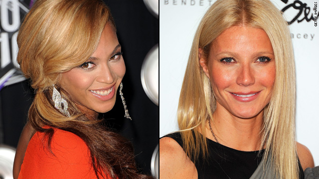 Beyonce celebrates birthday with pal Paltrow