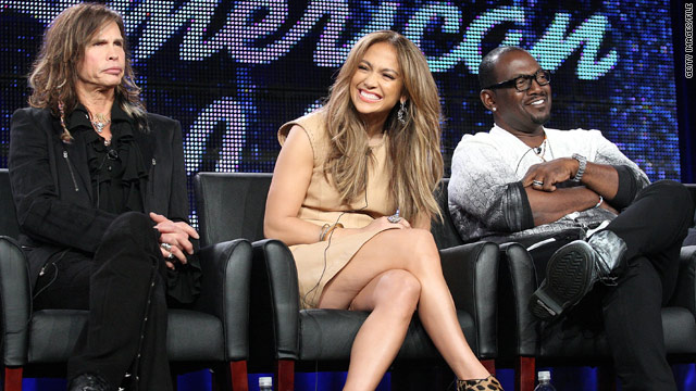 'American Idol' judges have a tiff