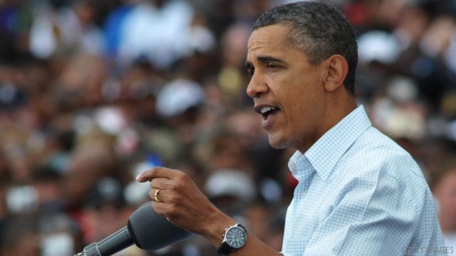 Obama's stimulus gambit