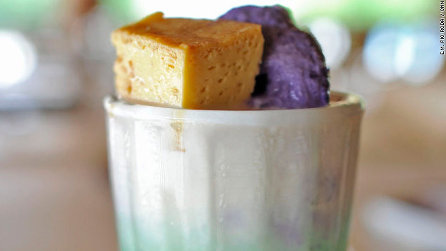 Lick the Screen - Hello, halo-halo!