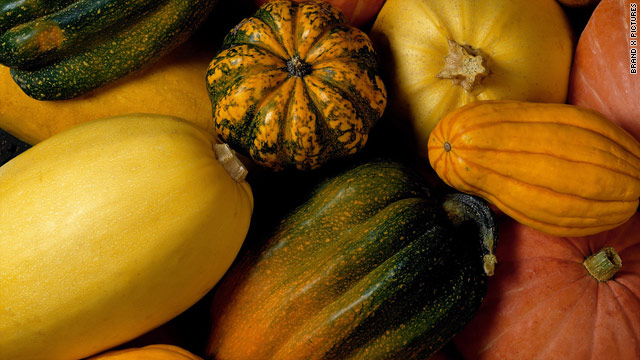 Breakfast buffet: National acorn squash day