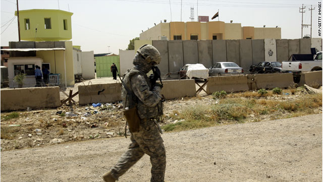 "Source on U.S.-Iraq talks: ""discussions on numbers are over"""