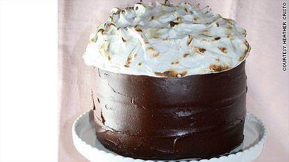 smore cake