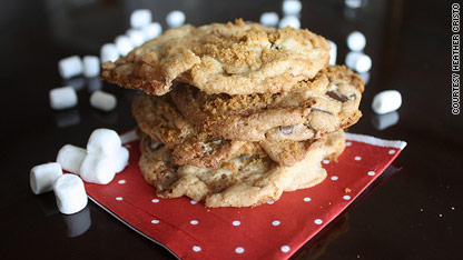 smore cookie