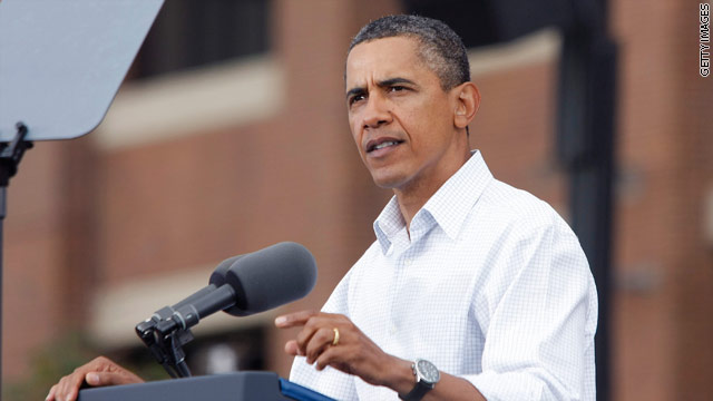 BLITZERS BLOG: Obama needs to deliver on jobs speech