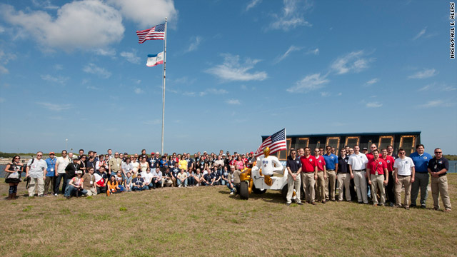 So what IS a NASA Tweetup?