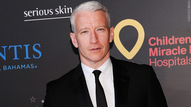 Anderson Cooper scores exclusive with Winehouse family