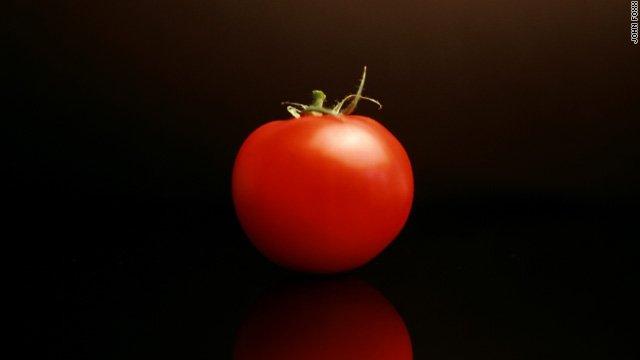 How the modern day tomato came to be