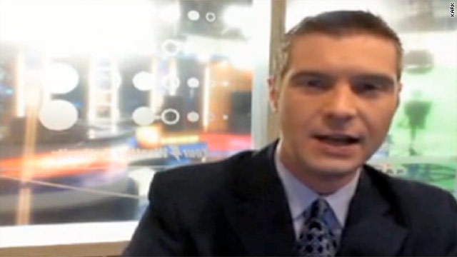 Police: Arkansas meteorologist found asleep in tub next to dead man
