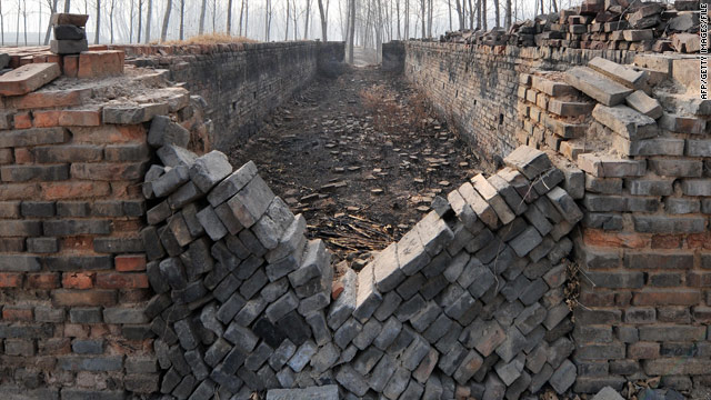 Officials trying to identify enslaved disabled workers rescued from brick kiln