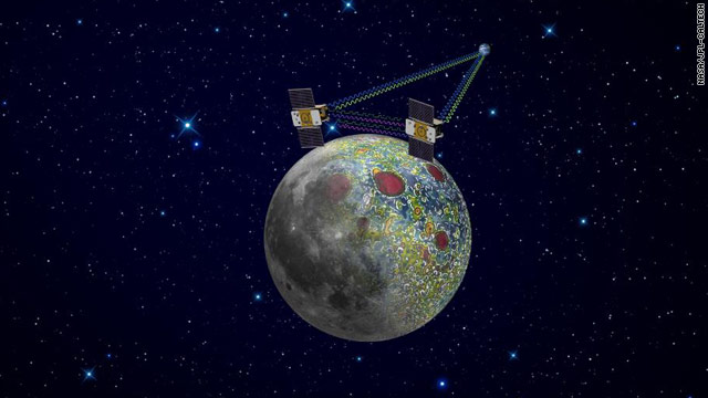 NASA's GRAIL mission to explore moon