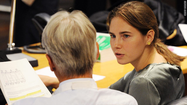 Amanda Knox judge: No new DNA evidence