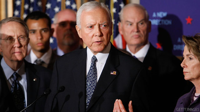 Hatch confident about Senate seat after Utah party caucuses