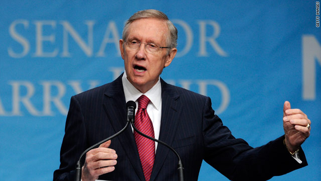 Reid pushes emergency FEMA funding while Cantor denies holding disaster aid 'hostage'