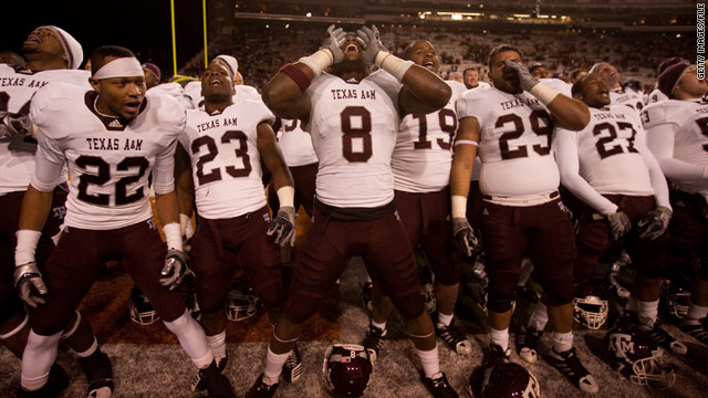 SEC votes to include Texas A&amp;M; Baylor cries, Whoa, partna!