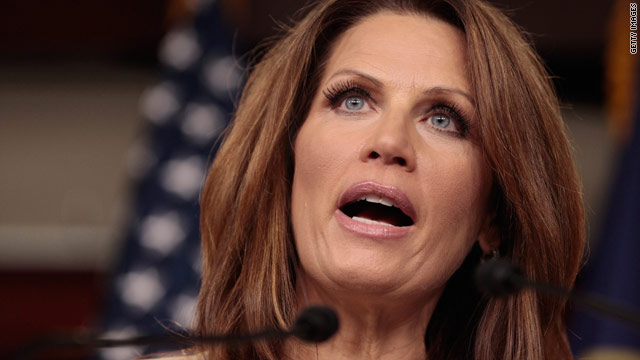 Bachmann to raise money on the golf course in Pinehurst
