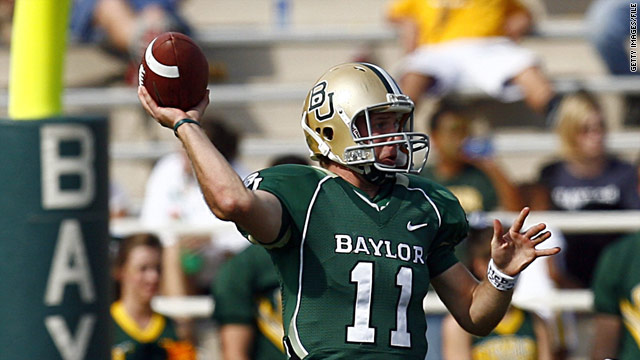 SI.com: Baylor trying to preserve athletic future