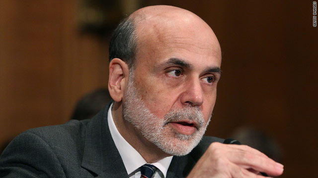 Bernanke to Congress: Don't sacrifice recovery