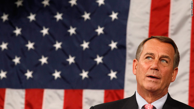 Boehner: Obama's proposals 'merit consideration'
