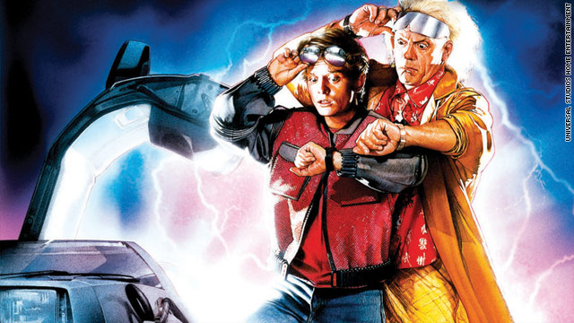 'Back to the Future Part II' shoes are here!
