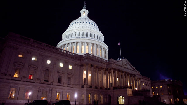 No Senate vote set for Thursday night on spending bill