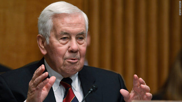 First on CNN: Major tea party group backs Lugar challenger