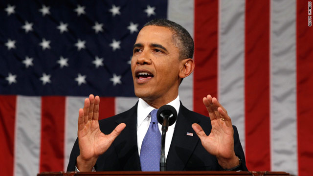 Liveblog: President Obama addresses joint congressional session on jobs