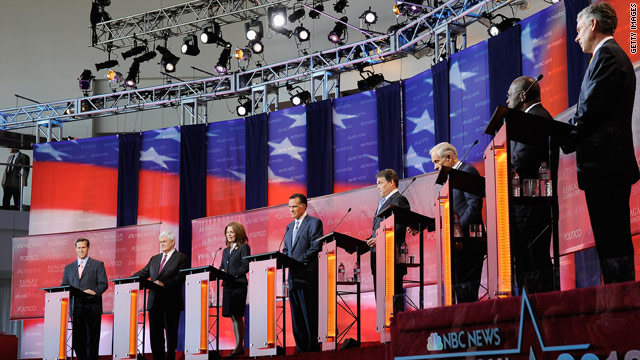 TIME: What you missed while not watching last night's Reagan Library GOP debate
