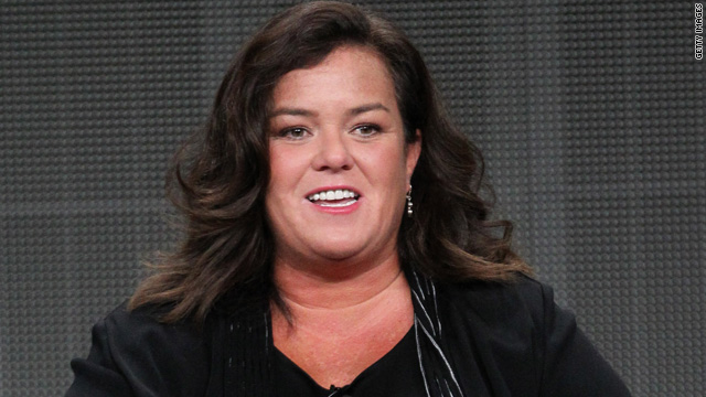 Rosie O'Donnell: How I became less angry