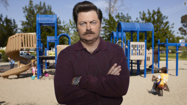 &#039;Parks and Rec&#039;s&#039; Nick Offerman, breakout star