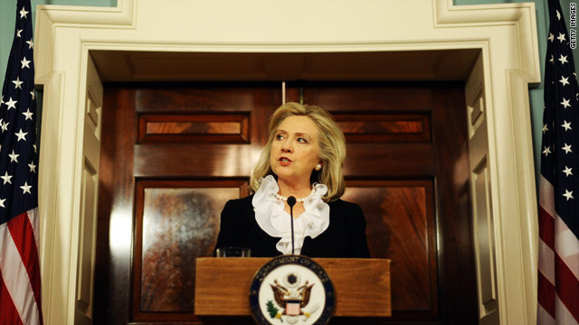 Clinton: 'Below zero' chance at challenging Obama