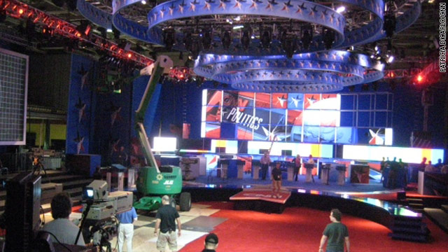 BLITZERS BLOG: The importance of Mondays CNN-Tea Party Republican Debate
