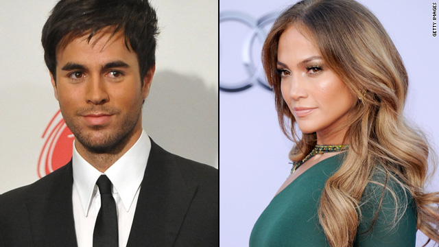 Enrique Iglesias and Jennifer Lopez set to duet