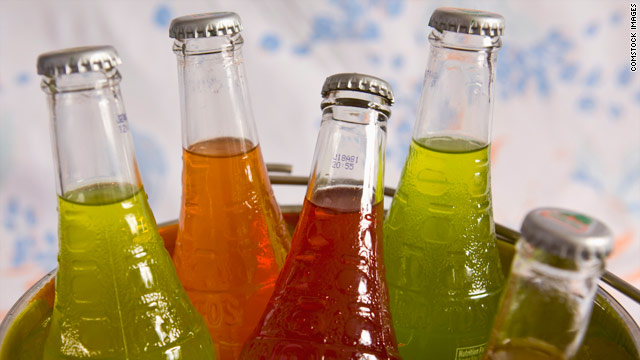 Make your own soda syrup at home