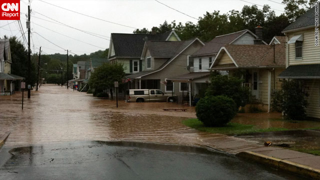 Obama signs emergency declarations for Northeast flooding