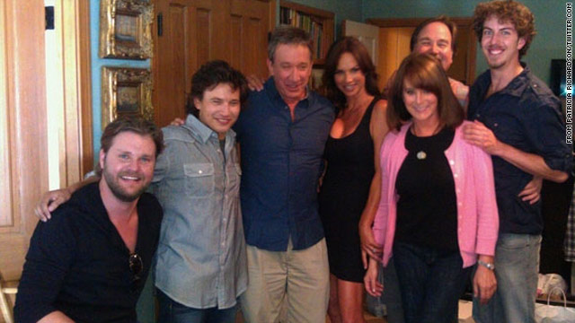 JTT reunites with 'Home Improvement' cast