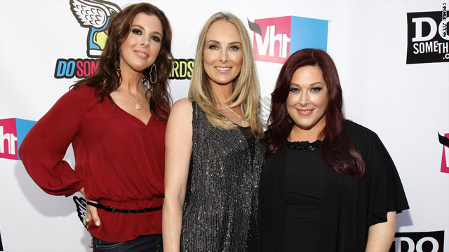 Wilson Phillips scores reality series