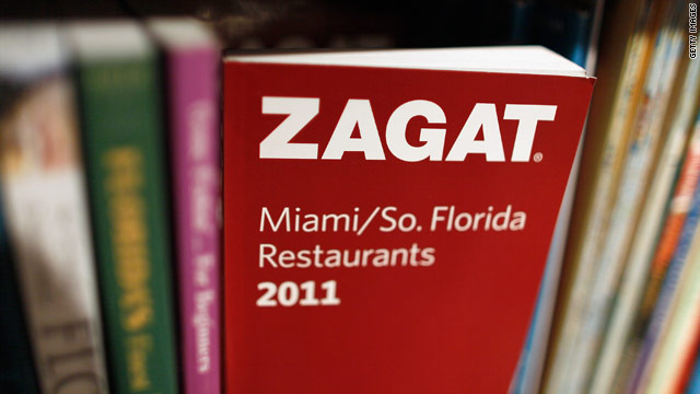 Google acquires Zagat in delicious deal