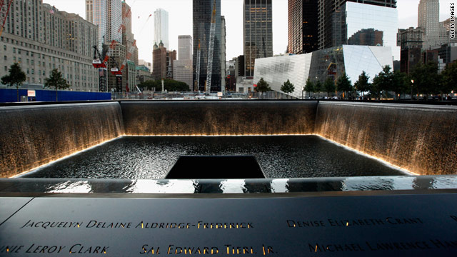 Nation looks ahead with hope after remembering 9/11 victims