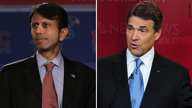 Jindal robocalls for Perry in South Carolina